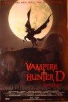 La locandina di Vampire Hunter D: Bloodlust