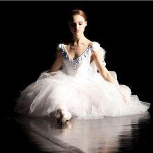 Natalie Portman in una sequenza di Black Swan