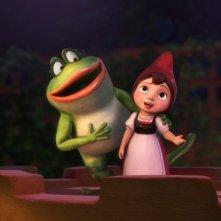 Un'immagine della protagonista del film Gnomeo & Juliet con Nanette