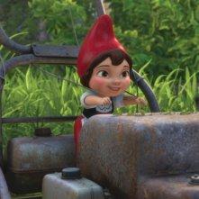 Una insolita Giulietta per il film Gnomeo & Juliet