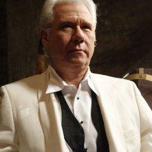 John Larroquette nel ruolo dell'Agente Roan Montgomery nell'episodio Chuck Versus the Seduction Impossible