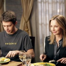 Kitty (Calista Flockhart) affianco a Seth (Ryan Devlin) nell'episodio Scandalized di Brothers & Sisters