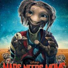 Character Poster 3 per Mars Needs Moms (Milo su Marte)