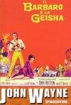 copertina de Il barbaro e la geisha