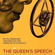 La locandina di Madea's Big Happy Family a tema The King's Speech