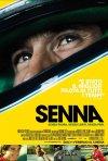 La locandina italiana di Senna