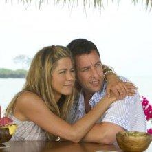 Jennifer Aniston e Adam Sandler in coppia per il film Just Go With It