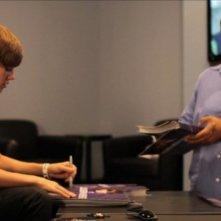 Justin Bieber in Justin Bieber: Never Say Never, documentario sul suo successo