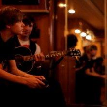 Justin Bieber in uno scatto dal film Justin Bieber: Never Say Never