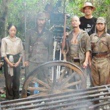 Una prima immagine dal set di Oba: The Last Samurai