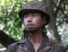 Yutaka Takenouchi, protagonista del film Oba: The Last Samurai