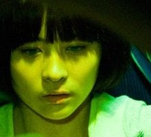 Ai Maeda in una scena dell'horror The Shock Labyrinth 3D (2010)