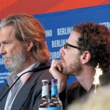 Berlinale 2011: Jeff Bridges presenta il film Il Grinta insieme ad Ethan Coen