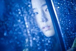 Erina Mizuno in una scena dell'horror The Shock Labyrinth 3D (2010)