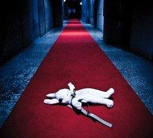 Il coniglietto diabolico dell'horror The Shock Labyrinth 3D