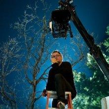 Il regista James L. Brooks sul set della commedia Come lo sai