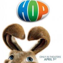 Nuovo poster in tema San Valentino del film Hop
