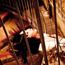 Una momento da brividi nell'horror The Shock Labyrinth 3D