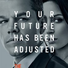 Nuovo poster USA per The Adjustment Bureau