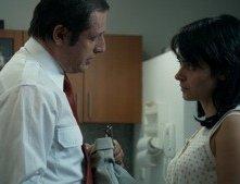 Angela Carrizosa nel film Karen llora en un bus del 2010