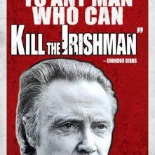 Character Poster per Kill the Irishman - Christopher Walken
