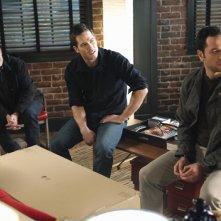 Ron Rifkin, Matthew Rhys e Luke MacFarlane in Thanks For The Memories di Brothers & Sisters