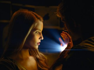 Alex Pettyfer e Dianna Agron in coppia nel film Sono il numero quattro