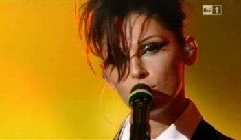 Anna Tatangelo a Sanremo 2011