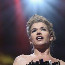 Berlinale 2011: Anke Engelke durante la serata inaugurale