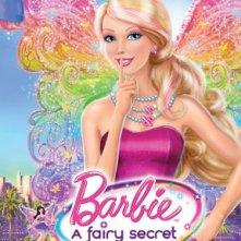 La locandina di Barbie - Il segreto delle fate