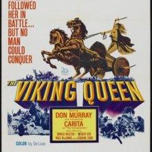 La locandina di La regina dei Vichinghi