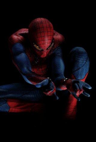 La prima immagine di Andrew Garfield con il costume al completo nel nuovo The Amazing Spider-Man