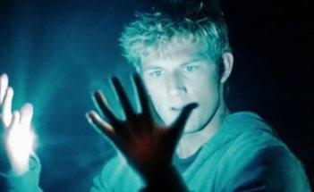Alex Pettyfer in una immagine significativa del film Sono il numero quattro