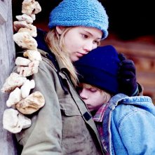 Jennifer Lawrence in una immagine del film Winter's Bone.