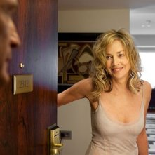 Sharon Stone in splendida forma nel film Largo Winch 2