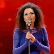 Anna Oxa a Sanremo 2011, terza serata