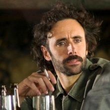 Asier Hormaza nel film El cazador de dragones