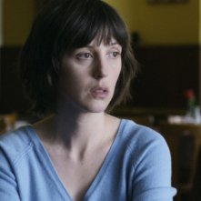 Florence Loiret-Caille di profilo nel film La petite chambre