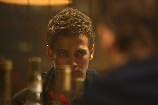 Hayden Christensen in una inquietante immagine del film Vanishing on 7th Street