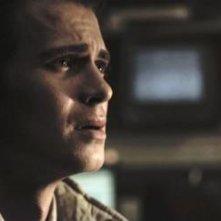 Hayden Christensen in una sequenza del film Vanishing on 7th Street