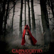 La locandina italiana di Cappuccetto rosso sangue