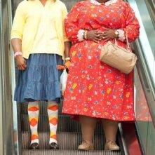 Martin Lawrence e Brandon T. Jackson in coppia nella commedia Big Mommas: Like Father, Like Son