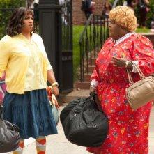 Martin Lawrence e Brandon T. Jackson nei panni di due agenti nella commedia Big Mommas: Like Father, Like Son
