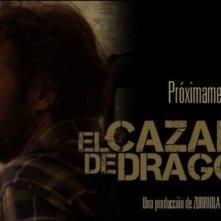 Poster promo di El cazador de dragones