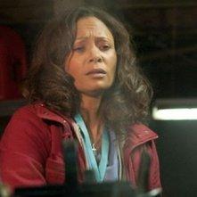 Thandie Newton in una scena del film Vanishing on 7th Street