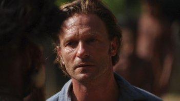 Thomas Kretschmann in un primo piano tratto dal film Dschungelkind