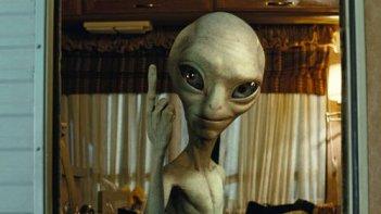 Un'immagine del protagonista alieno di Paul