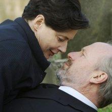 William Hurt e Isabella Rossellini in una scena di Late Bloomers
