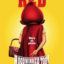 Character poster per Hoodwinked 2: Hood vs. Evil - Red