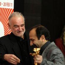 Berlinale 2011: Asghar Farhadi e Bela Tarr dopo le rispettive premiazioni